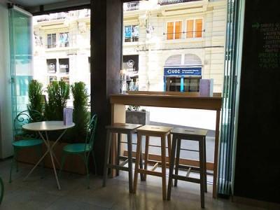 Zummo Health Bar in Valencia