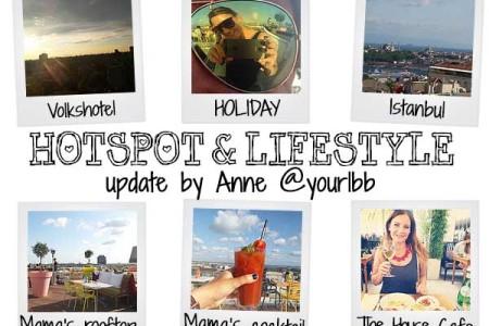 Istanbul hotspots