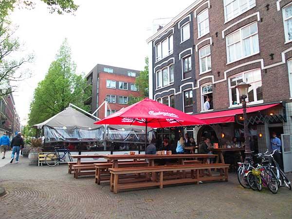Bar Mash Amsterdam