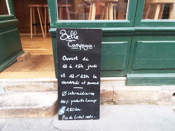 Belle Campagne Bordeaux