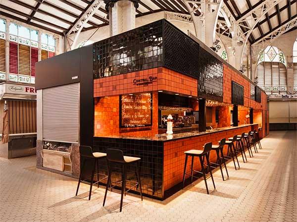 Central Bar Valencia