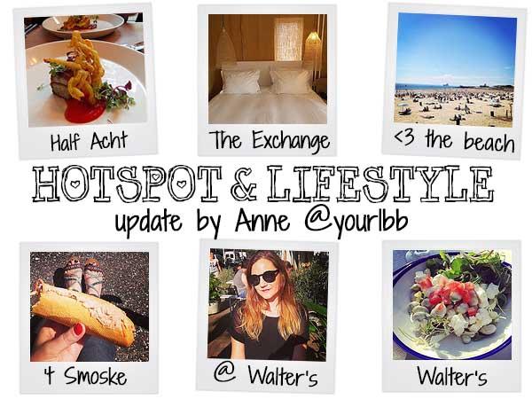 Hotspot & Lifestyle update #24