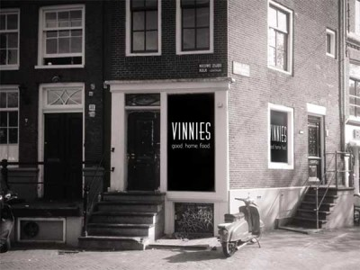 Vinnies Deli Amsterdam