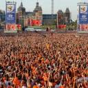 WK Voetbal 2014 Amsterdam