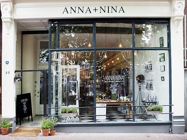 Anna + Nina Amsterdam