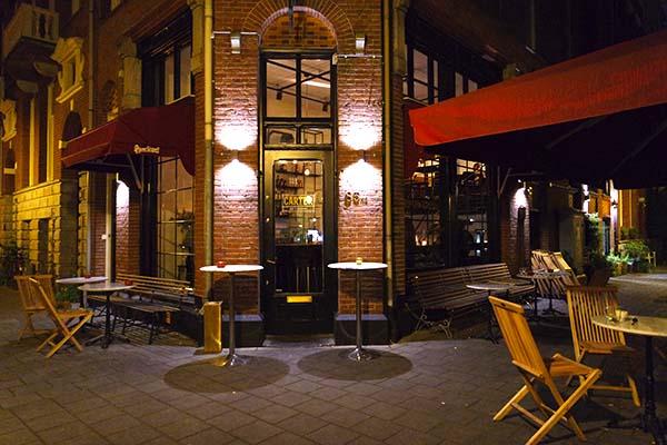 Bar Carter Amsterdam