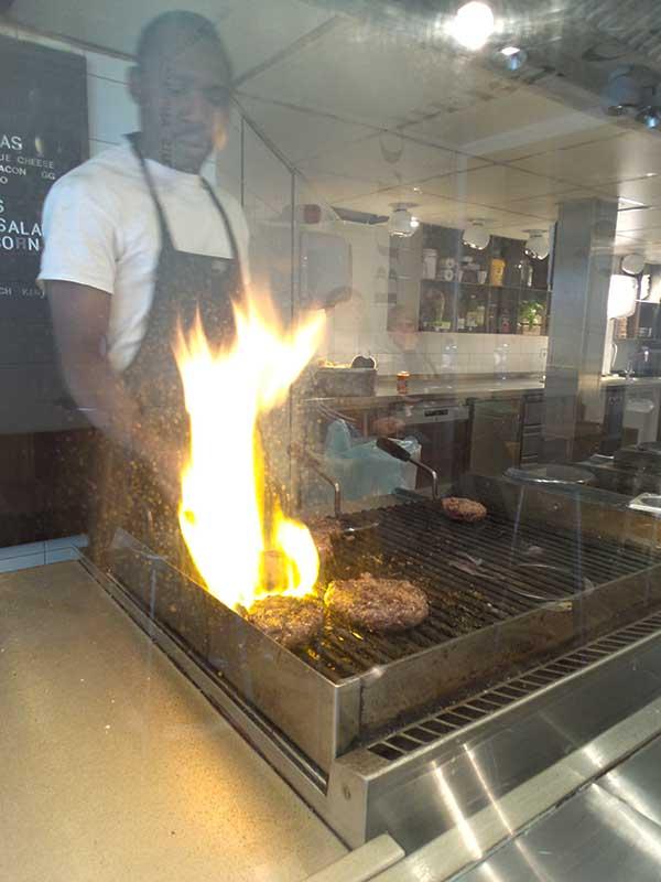 Secret Kitchen The Butcher Amsterdam : The Butcher Amsterdam hotspot in De Pijp