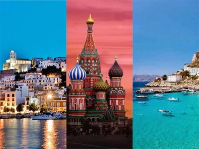 Ibiza, Moscow or Catania for my next trip?
