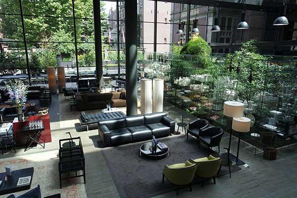 Conservatorium Hotel Amsterdam Design In