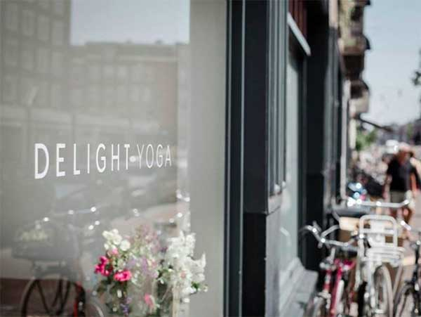 Delight Yoga Studio Amsterdam