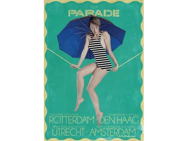 Parade Amsterdam 2014