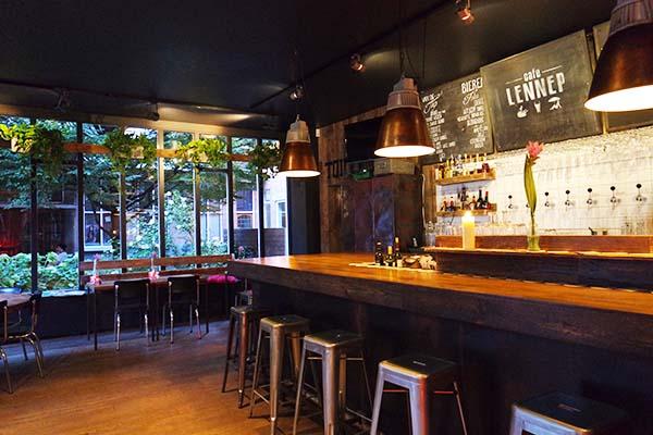 Cafe Lennep Amsterdam