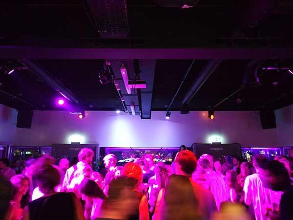 Club Canvas Amsterdam