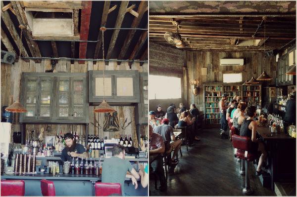 Bar Montana's Trail House