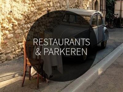 restaurants & parkeren