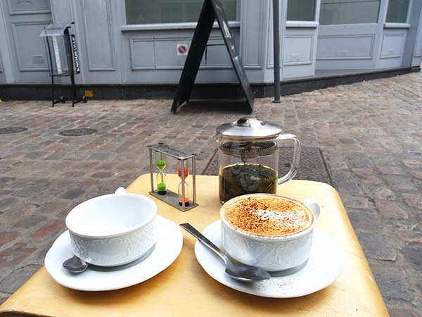 Cafeine Coffee Lille