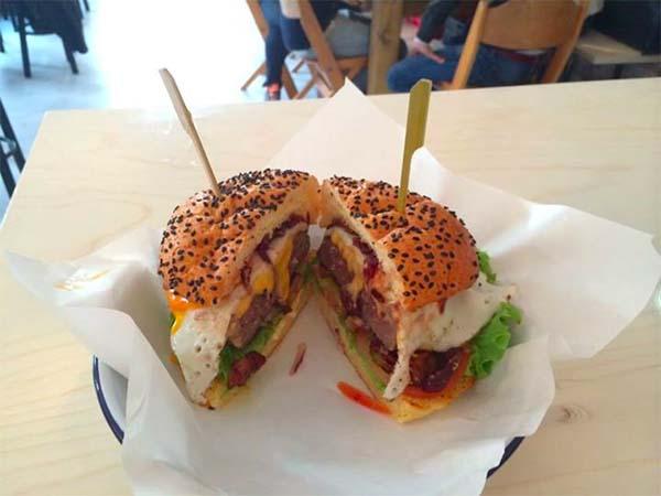 Geflipt Burgers Amsterdam