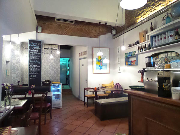 Le Vespe Cafe Florence