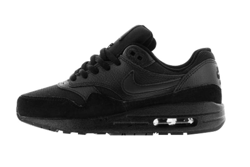 nike air max one all black curated by your little black book. Black Bedroom Furniture Sets. Home Design Ideas