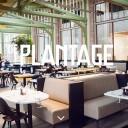 Cafe restaurant De Plantage in Amsterdam