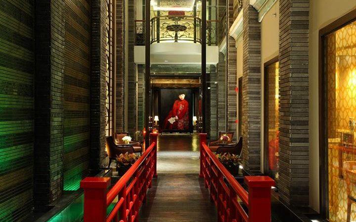 Shanghai mansion bangkok design hotel in china town for Design hotel shanghai