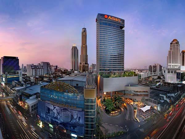 Amari Watergate Bangkok
