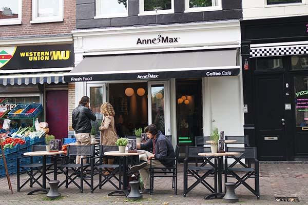 Anne & Max Amsterdam