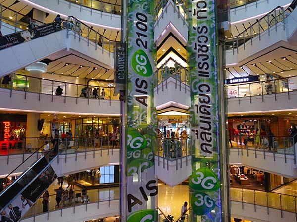 Bangkok Shopping Mall