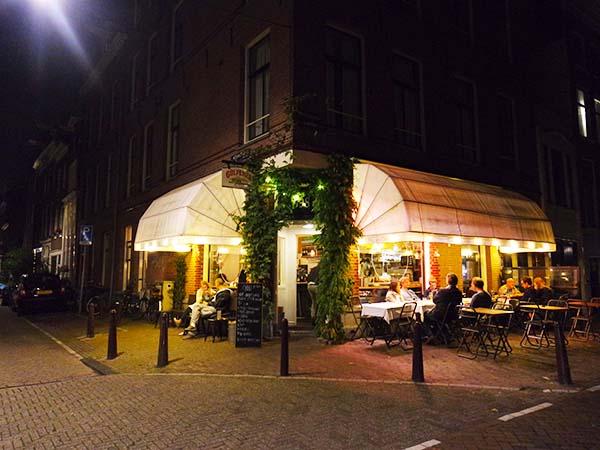 Buffet van Odette Amsterdam