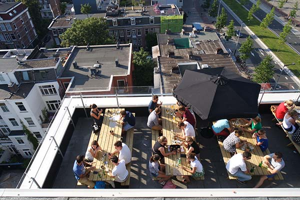 Volkshotel Amsterdam