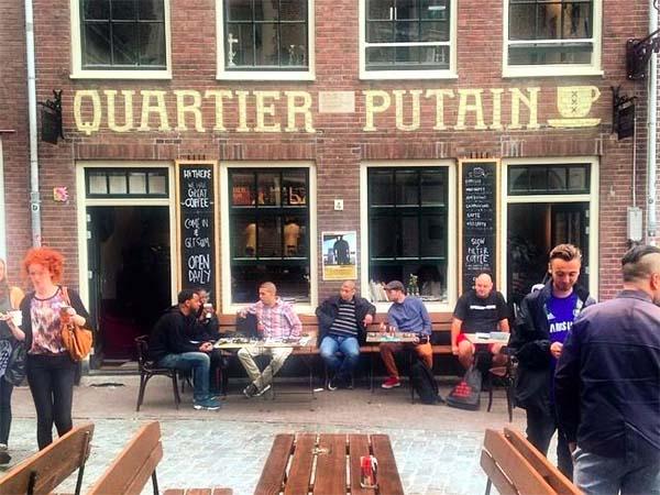 Cartier Putain Amsterdam