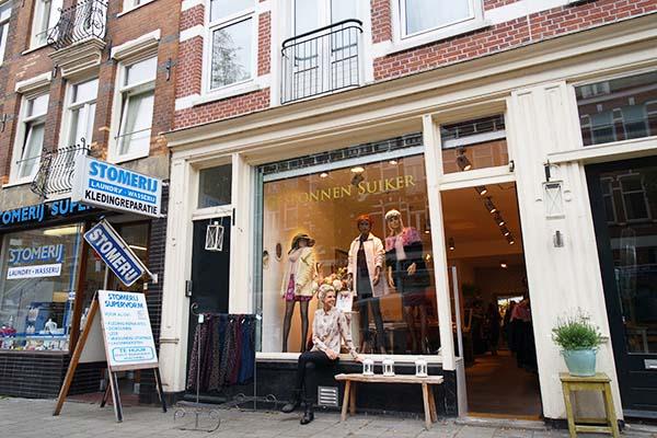 Gesponnen Suiker Amsterdam