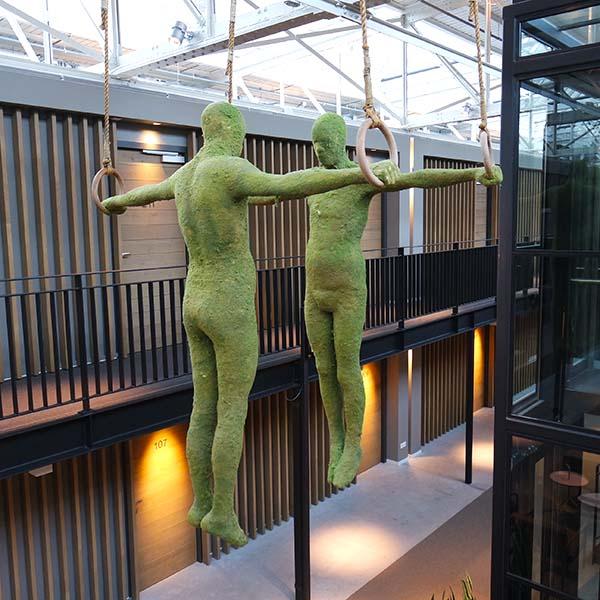 Hotel De Hallen Amsterdam