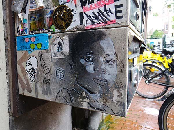 Streert Art Amsterdam