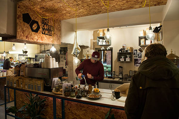 The Coffee Virus Amsterdam