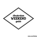Amsterdam Weekend Guide 24 oktober