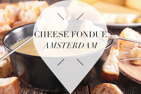 cheese fondue in amsterdam