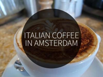 italian coffee in amsterdam
