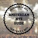 Oud en nieuw Amsterdam 2014 / 2015