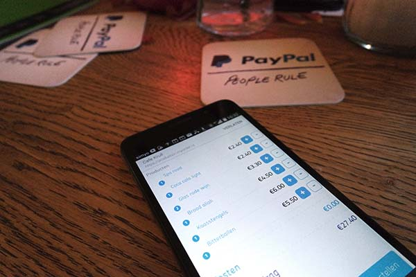 Paypal Amsterdam