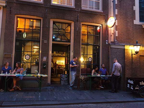 skek amsterdam | goedkoop restaurant in amsterdam