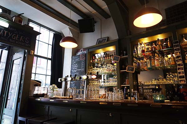 student meals in amsterdam to try // your little black book
