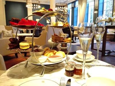 Waldorf Afternoon Tea