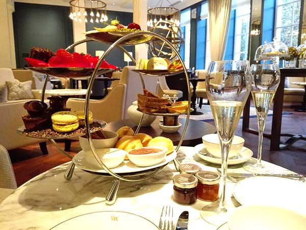 originele high tea