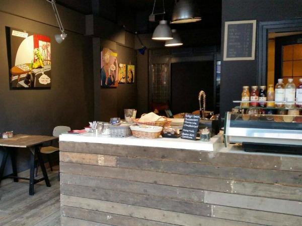 Koffie Academie Amsterdam I