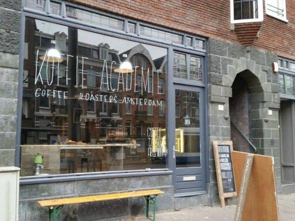 Koffie Academie Amsterdam