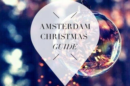 Christmas in Amsterdam kerst in Amsterdam