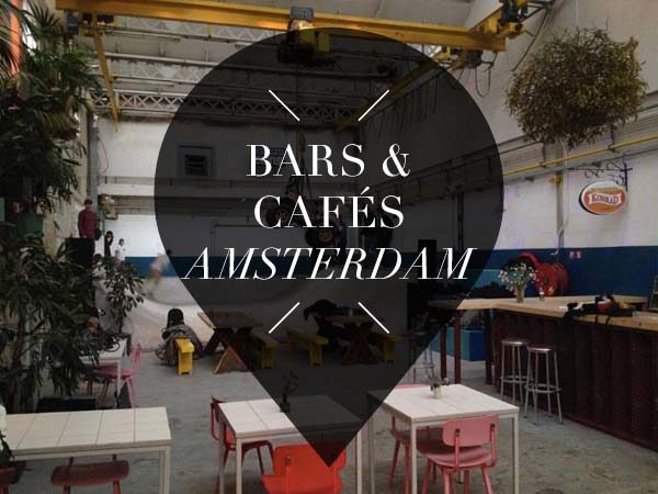 bars cafes amsterdam