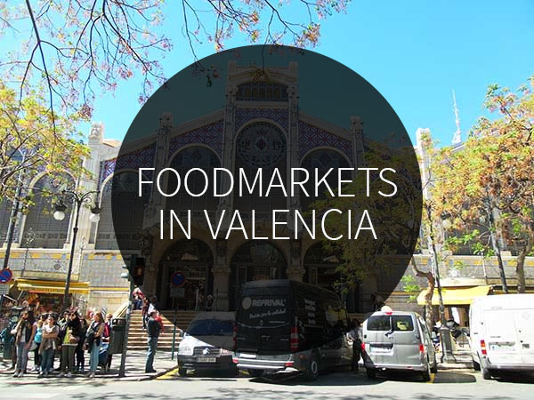 foodmarkets in valencia