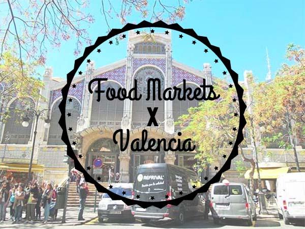 Food Markets Valencia